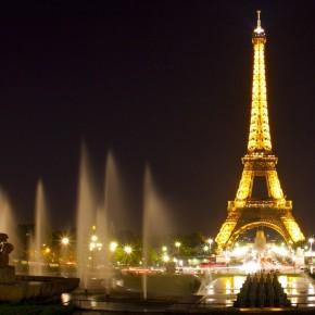 Medianoche en París: Vagabundo style