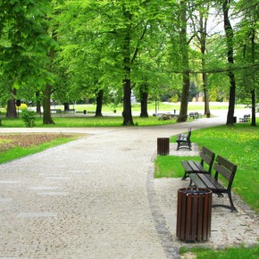 Dos en un parque, en todos los parques del mundo