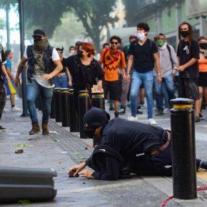 4 de junio de 2020, en un lugar del centro de Guadalajara