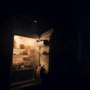Los habitantes del refri y el conteo del hambre