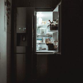 Diligencia de inspección ocular y fe habitacional de un refrigerador