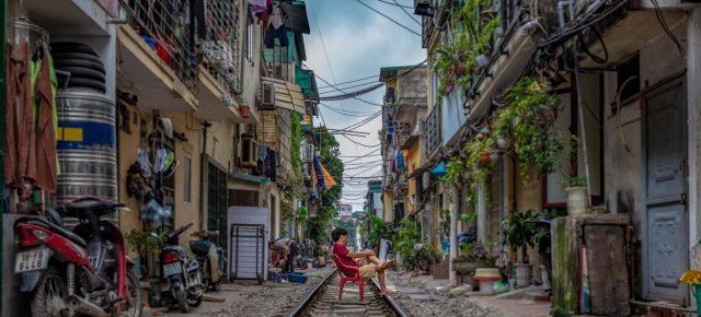 Entre callejones y pagodas