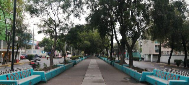 La avenida de la fe