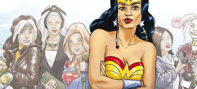 La historia de la Mujer Maravilla